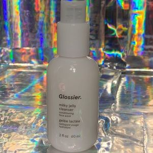 TRAVEL 2oz GLOSSIER MILKY JELLY CLEANSER *NEW*